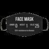Fantasy RPG Face Mask