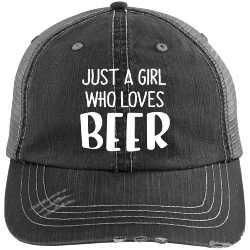 Just a girl who loves beer hats, caps
