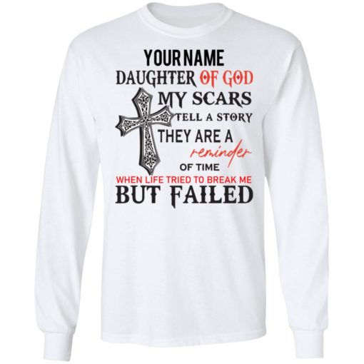 Personalized daughter of god
