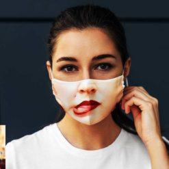 Sarah Hocus Pocus Face Mask