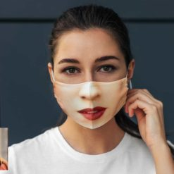 Sarah Sanderson Hocus Pocus Face Mask