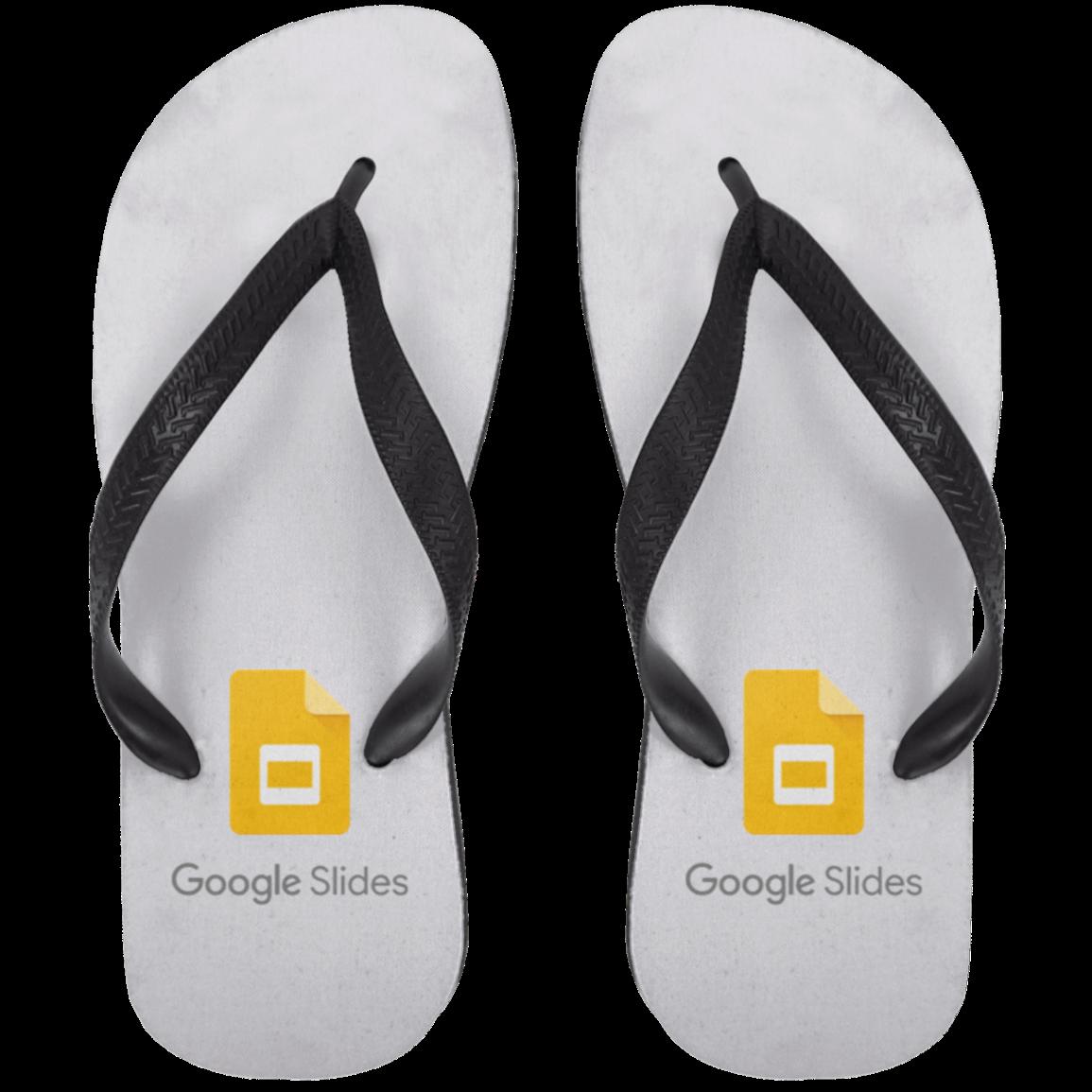 Google Slides Flip Flops. Google Slides
