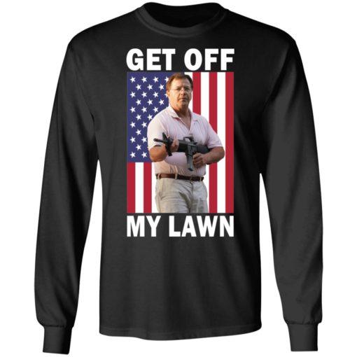 Ken And Karen Get off my lawn shirt