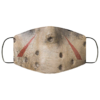 Jason Voorhees face mask