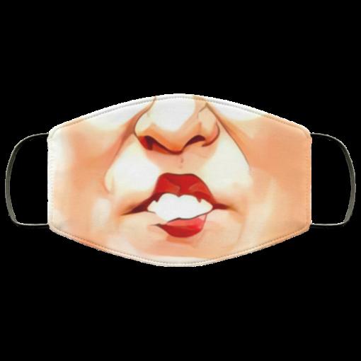 Winifred mask sketch
